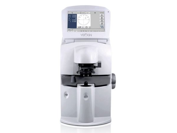Frontofocometro Automatico CCQ-800