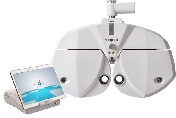 Foróptero Digital YPA-2100