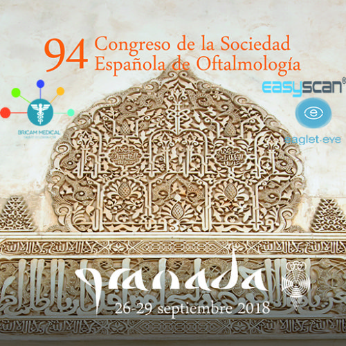 Congreso SEO Granada 2018 Bricam Medical Stand 32 1ªPlanta