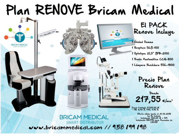 Plan Renove Bricam Medical
