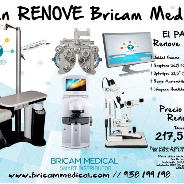 Plan Renove BricamMedical