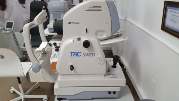 Outlet TopCon NW200