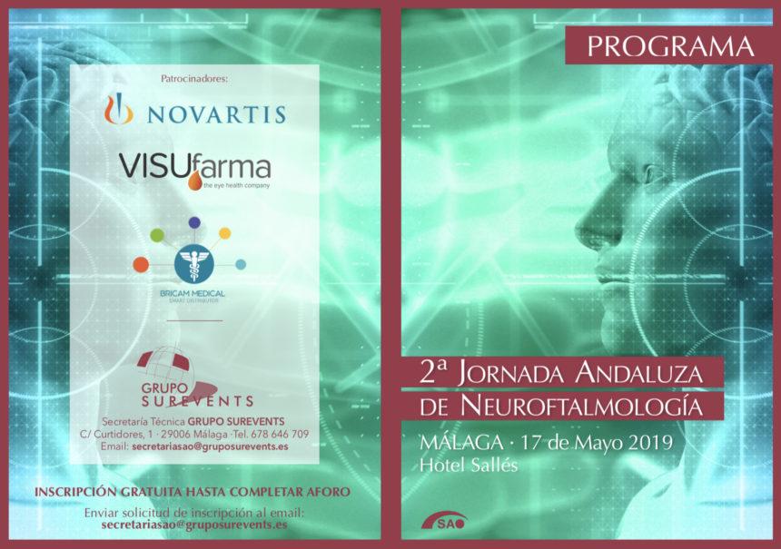 2ª Jornada Andaluza Neuroftalmología