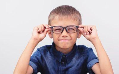La miopía afecta ya a más del 20% de los niños españoles de entre 5 y 7 años